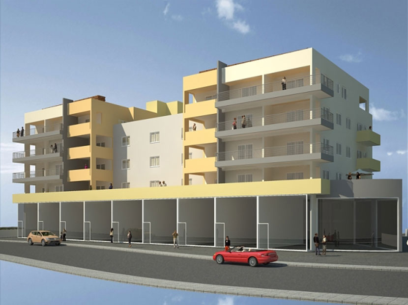 Anna City Court – Block A – Makariou Avenue – Ayios Ioannis