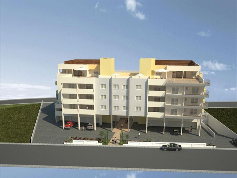 Anna City Court – Block A – Flat 301 – 2 Bedrooms