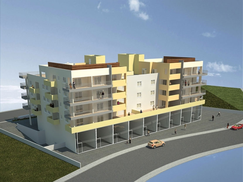 Anna City Court – Block B – Makariou Avenue – Ayios Ioannis