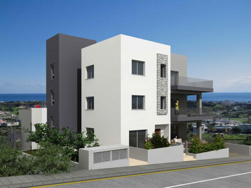 Flat 203 – Aphrodite Residence – 2nd floor – 2 bedrooms
