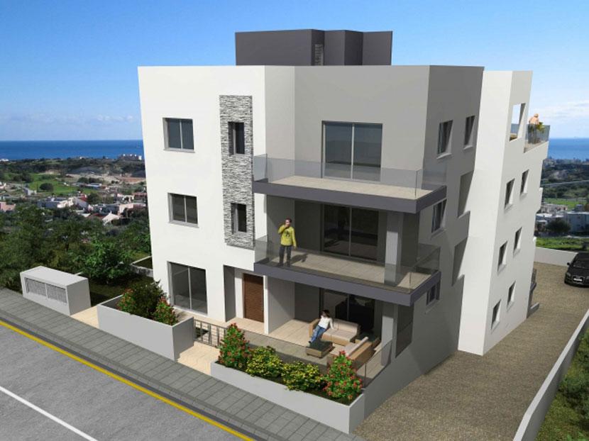 Flat 202 – Aphrodite Residence – 2nd floor – 2 bedrooms