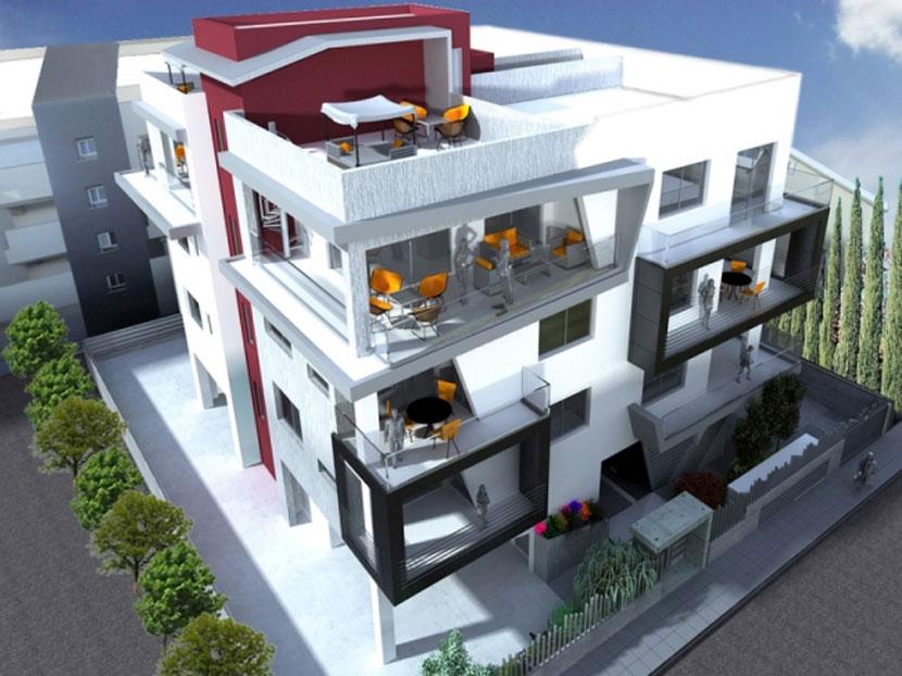 Flat 302 – Penthouse – Primavera Residence – 3rd Floor – 3 Bedrooms