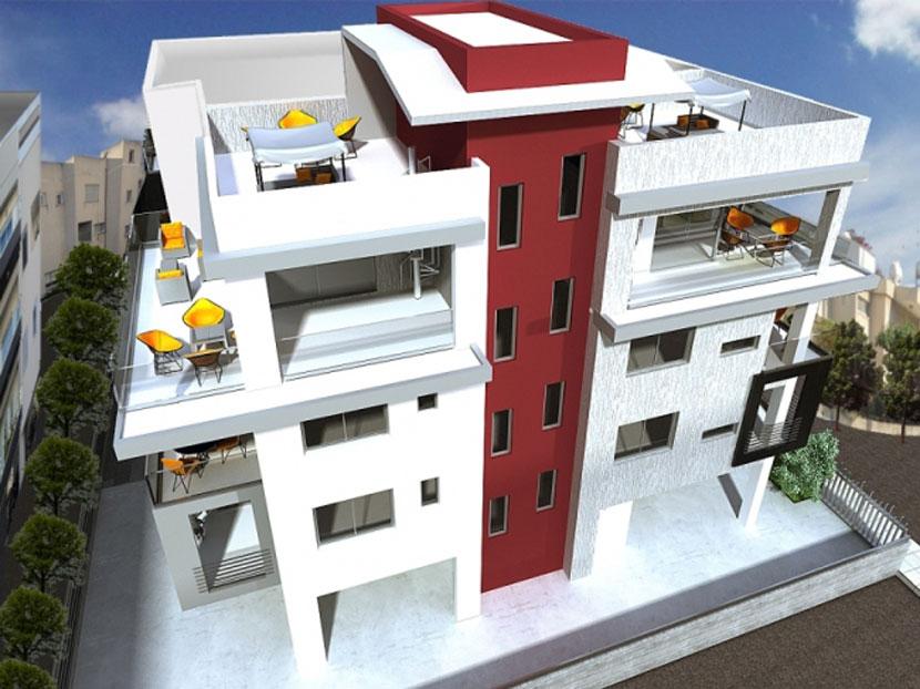 Flat 301 – Penthouse – Primavera Residence – 3rd Floor – 2 Bedrooms
