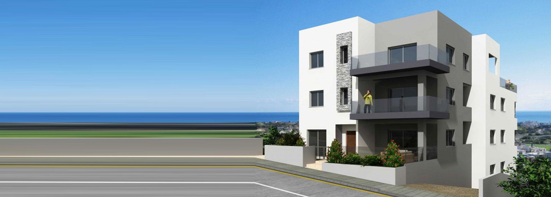 Flat 302 – Aphrodite Residence – 3rd Floor – 2 Bedrooms