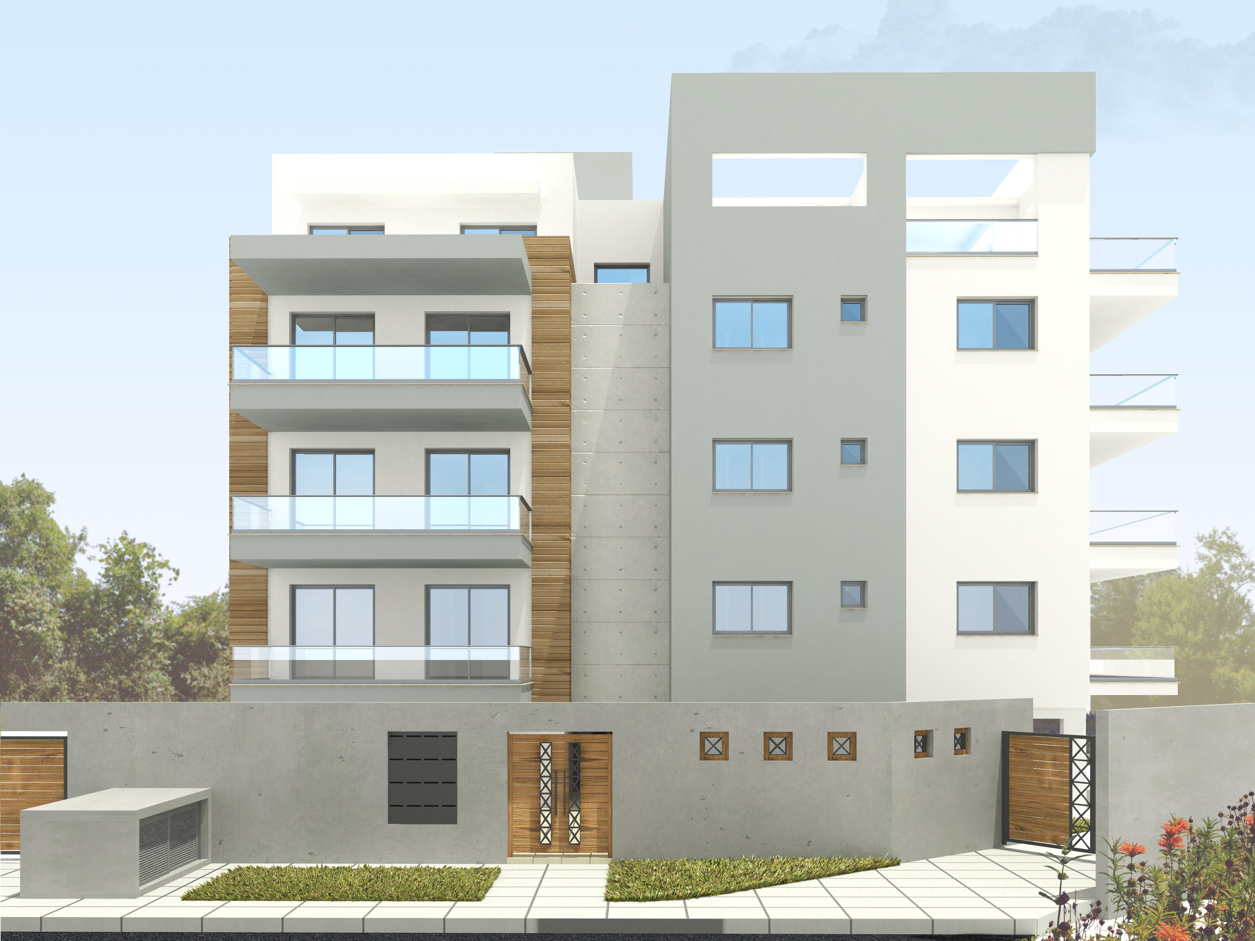 Elisavet Residence – Flat 304 – 3rd Floor – 2 Bedrooms
