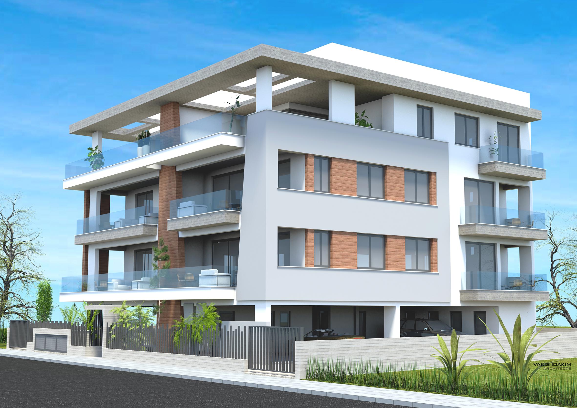 Aigli Residence – Flat 102 – 1st Floor – 2 Bedrooms