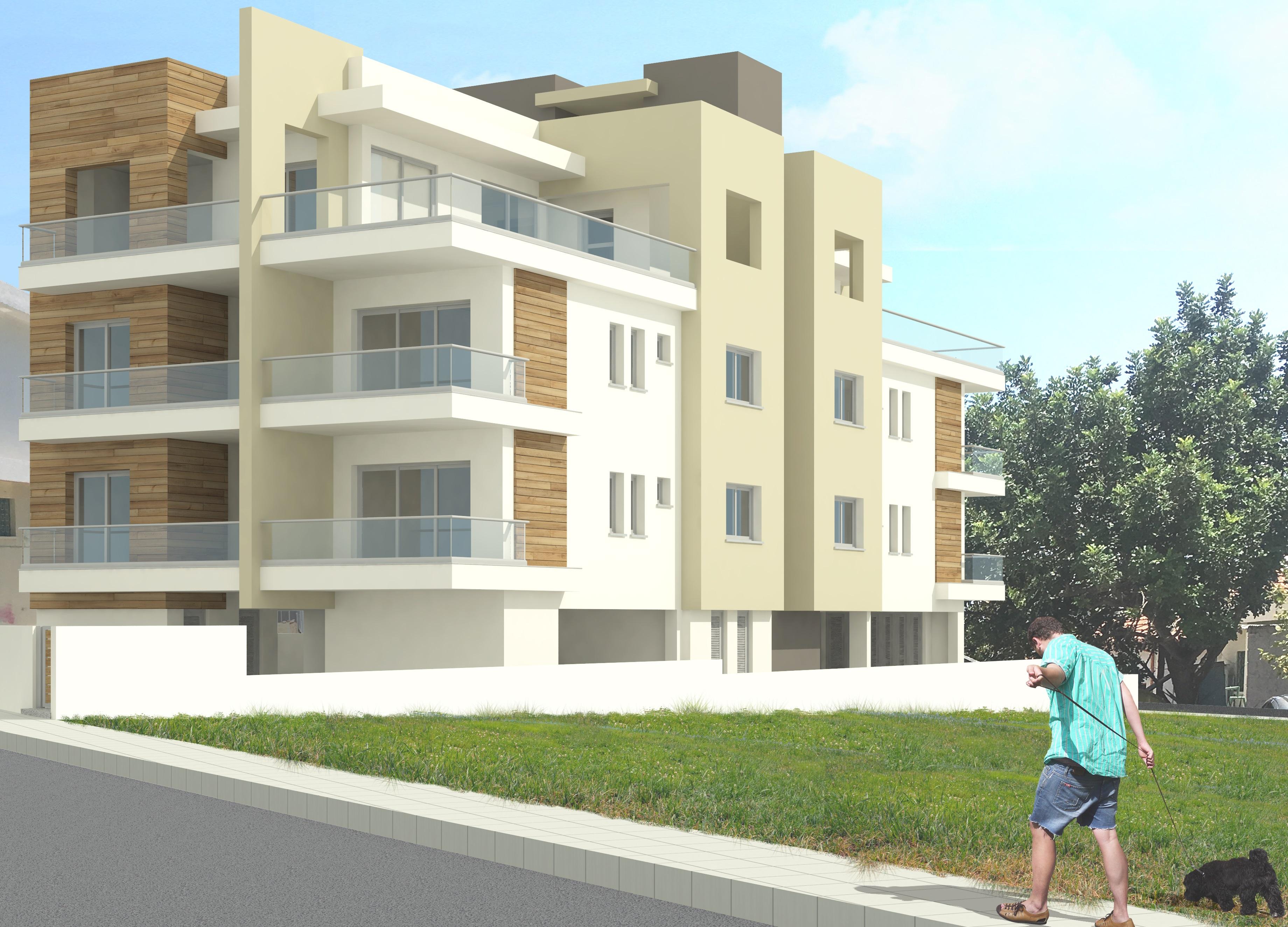 Panayiotis Residence- Flat 101- 1st Floor- 1 Bedroom