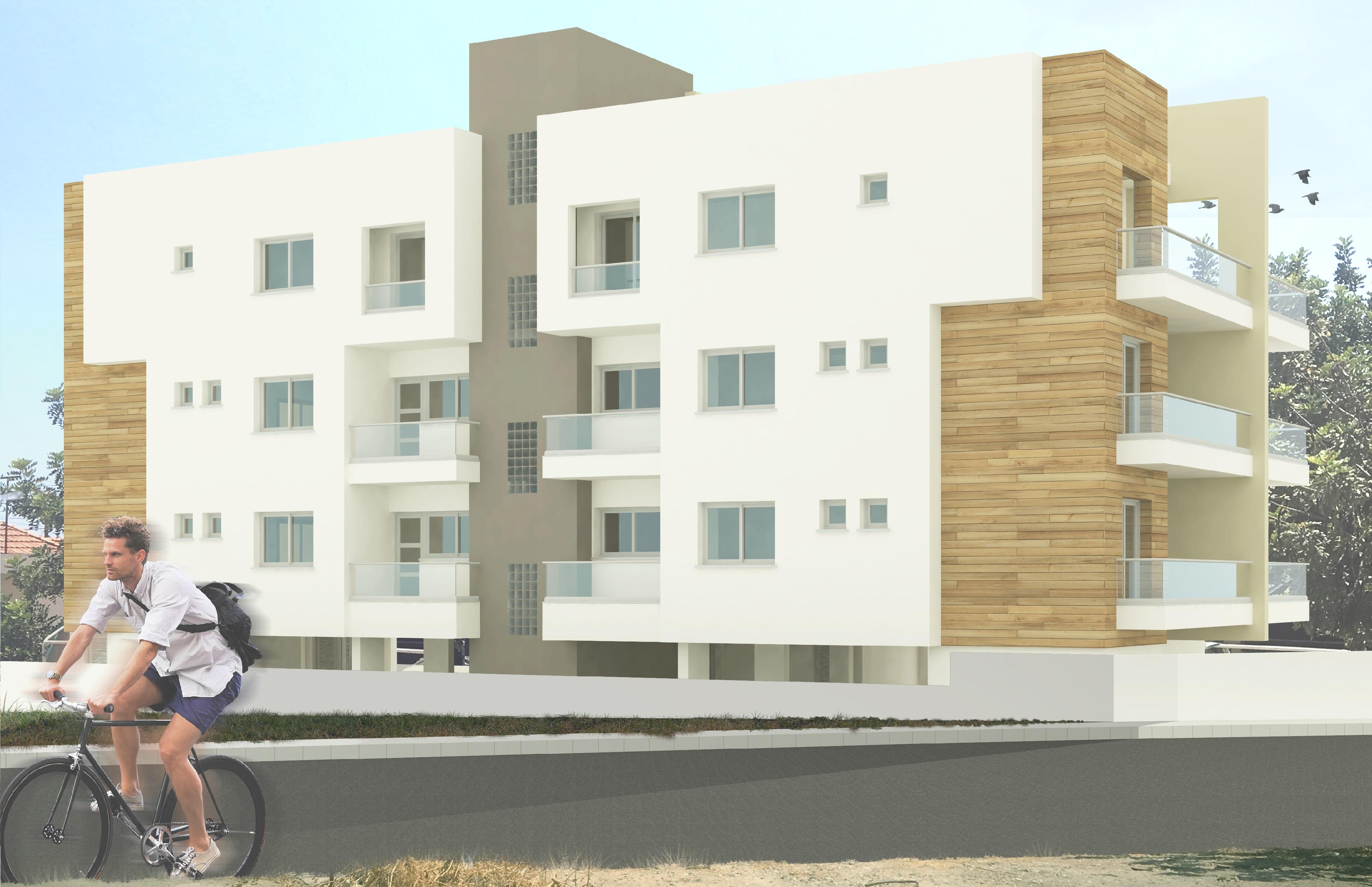 Panayiotis Residence- Flat 203- 2nd Floor- 1 Bedroom
