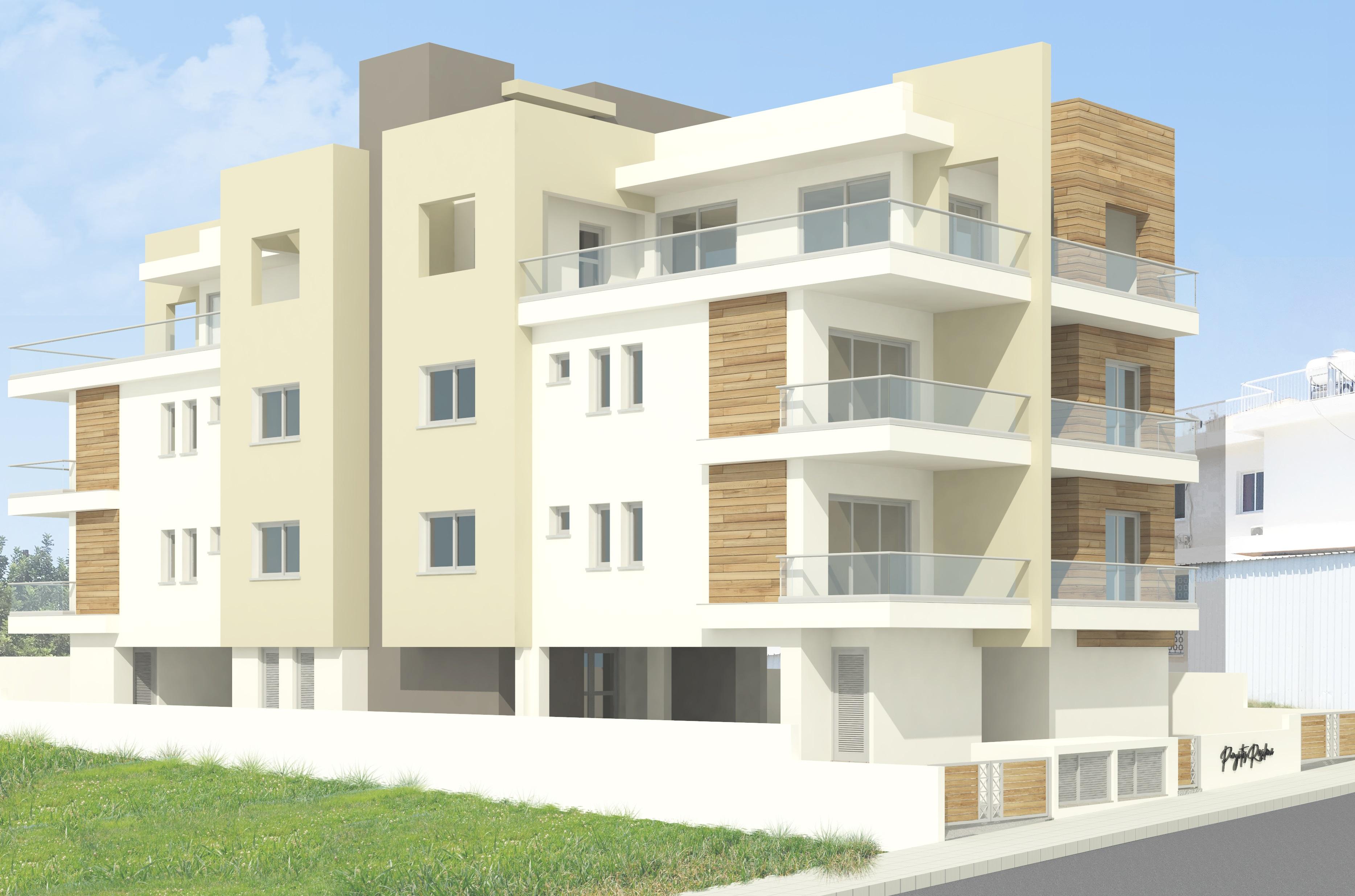 Panayiotis Residence- Flat 103- 1st Floor- 1 Bedroom