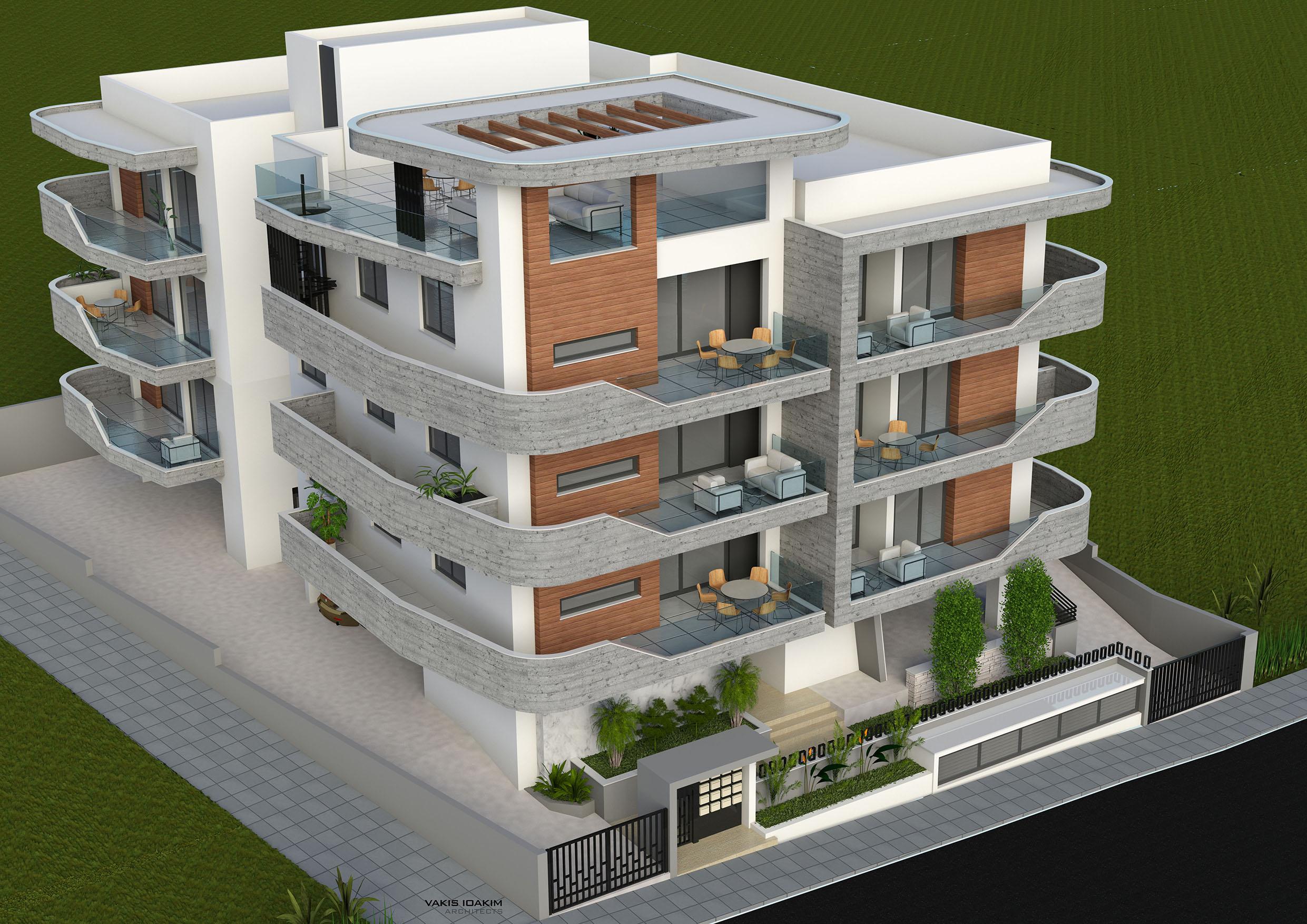 Flat 304-Georgia Residence-3rd Floor-1 Bedroom