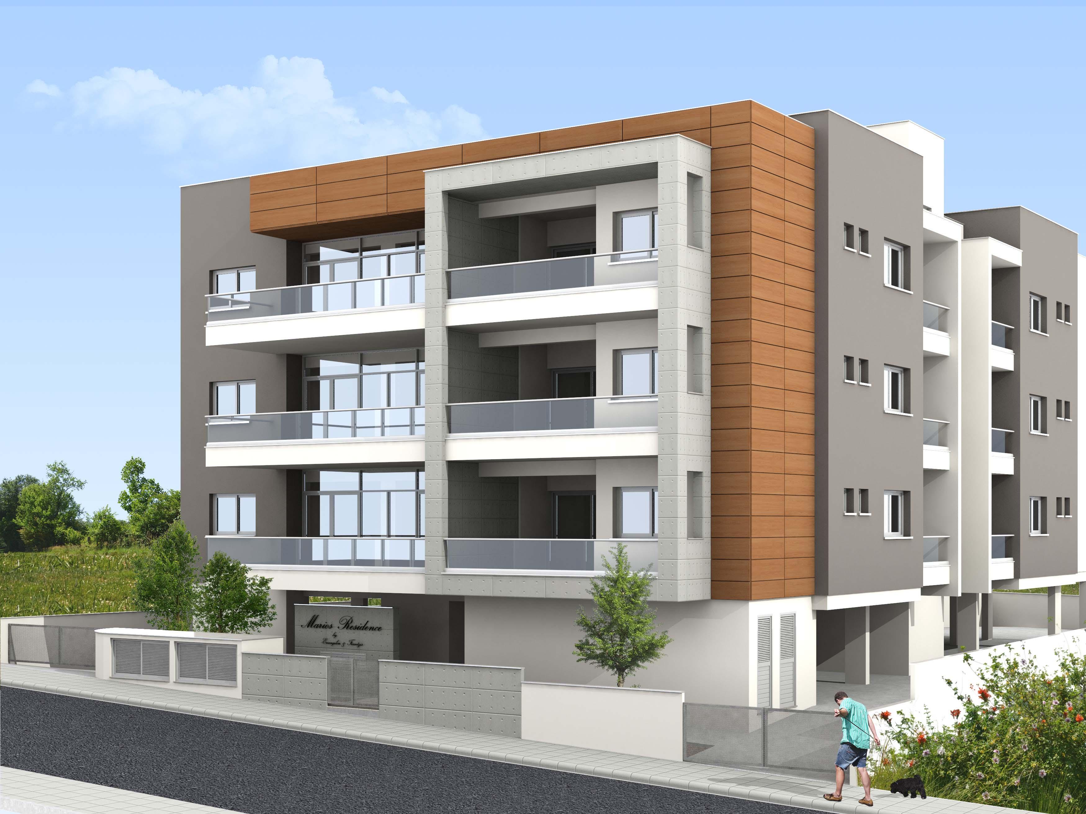 Marios Residence – Flat 104 – 1st Floor – 1 Bedroom