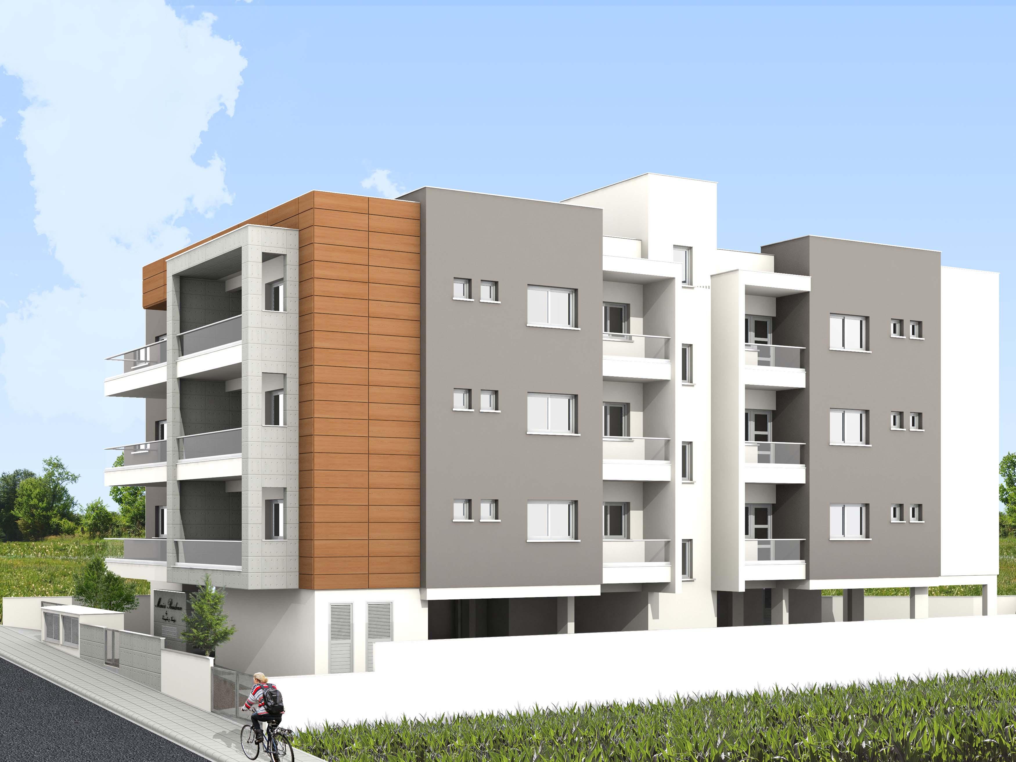 Marios Residence – Flat 201 – 2nd Floor – 3 Bedrooms