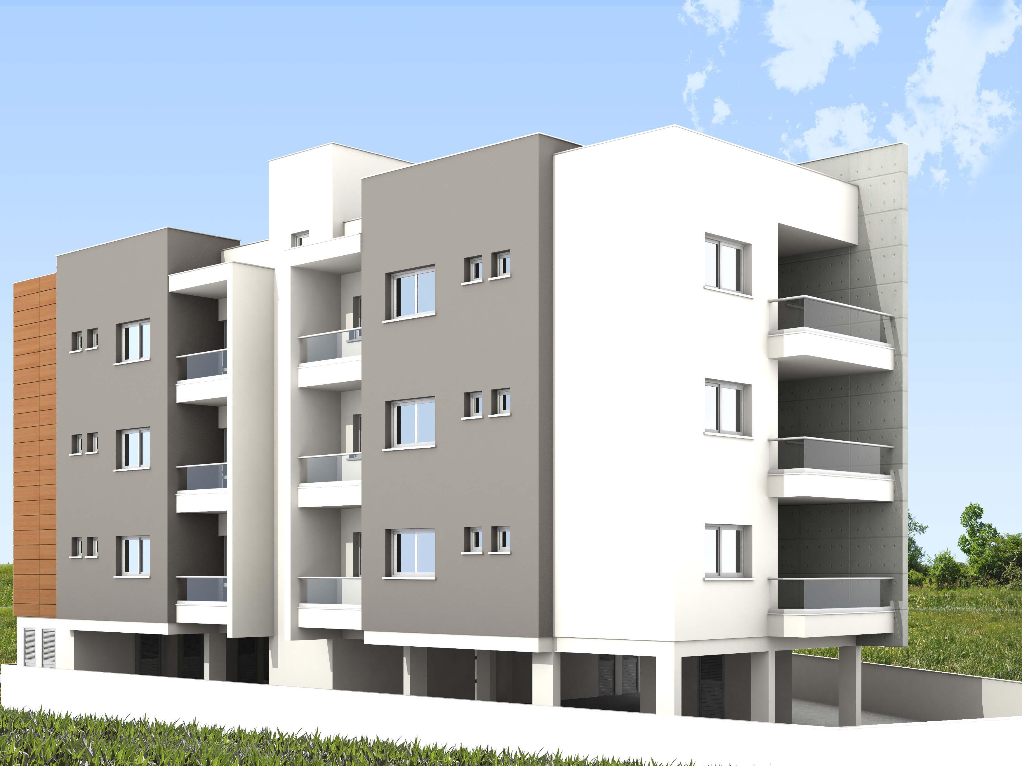 Marios Residence – Flat 203 – 2nd Floor – 2 Bedroom