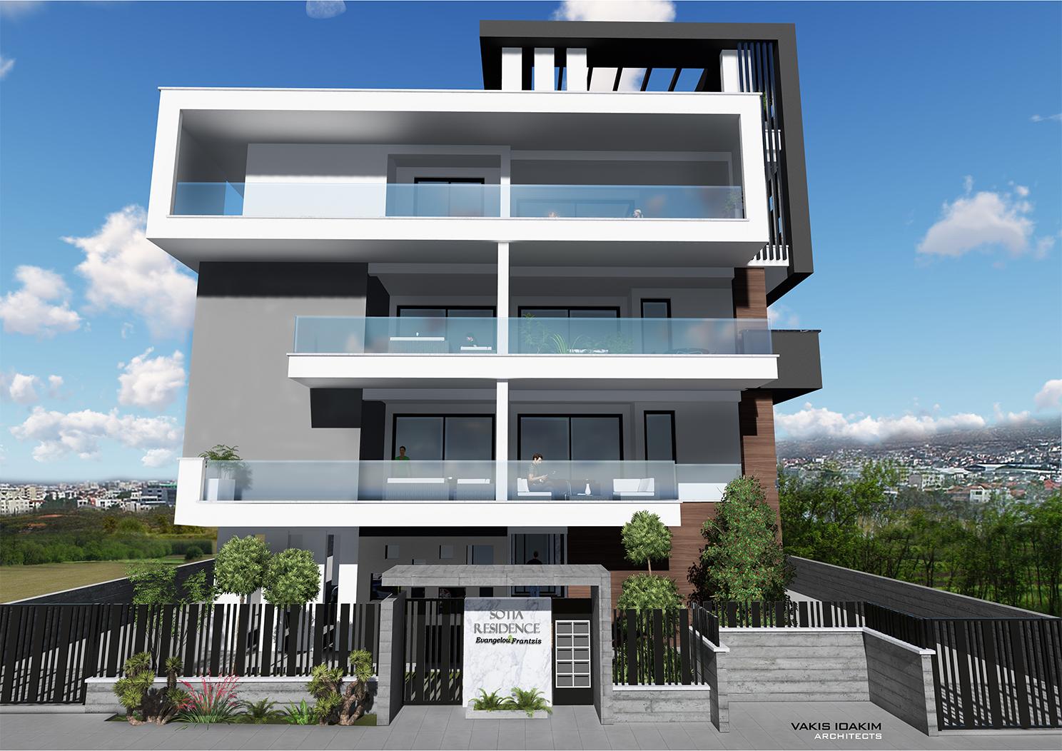 Sotia Residence – Flat 301 – 3rd Floor – 3 Bedrooms