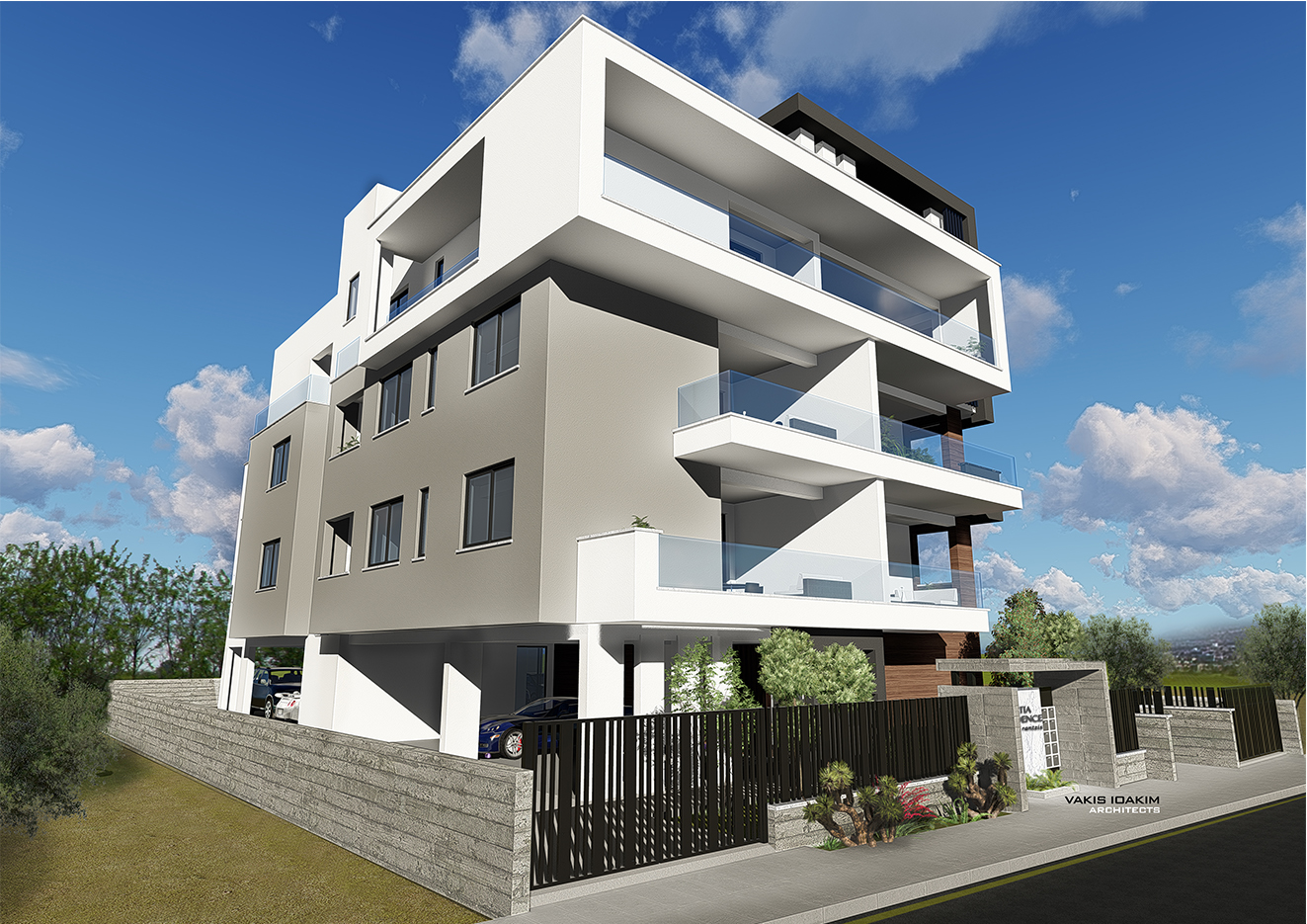 Sotia Residence – Flat 202 – 2nd Floor – 2 Bedrooms